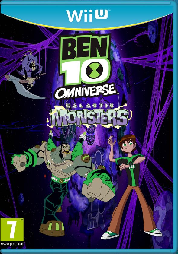 Ben 10 Omniverse: Galactic Monsters The Game | Ben 10 Club
